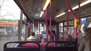 First Greater Manchester Optare Solo 40336 ML02 OGF