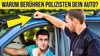 15 Dinge, die du im Umgang mit Polizisten wissen musst