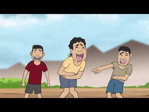 Kartun Lucu Funny Ball - Funny Cartoon