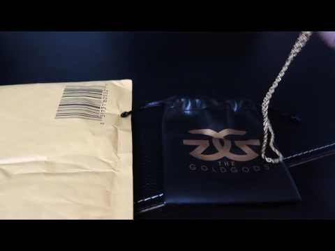 Gold Gods jewelry REVIEW