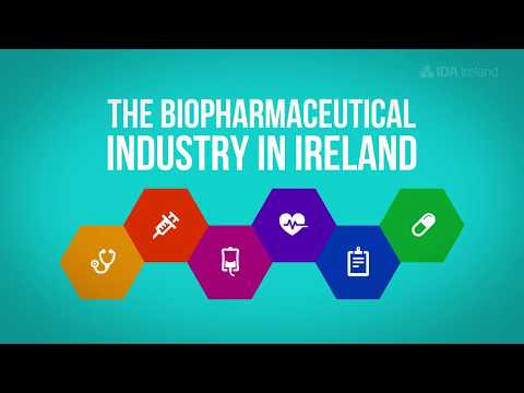 BioPharmaceutical Industry & Ireland 2019