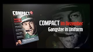 COMPACT im Dezember: Gangster in Uniform - Clans unterwandern Polizei