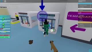 Roblox 🏥🐱 Vet Simulator Ep 1 Hholykukingames Playing