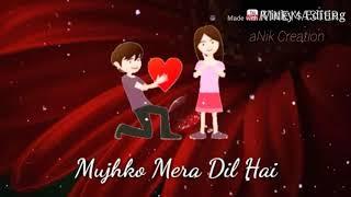 Jaan Se Bhi 💑Pyara Mujhko Mera 💟💟Dil Hai/ love status song 💖/ best status/best WhatsApp status/