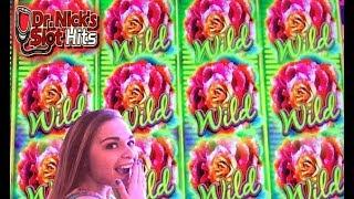 **FULL SCREEN OF WILDS?!? WOAH!!!** Dancing Reels Salsa Slot Machine