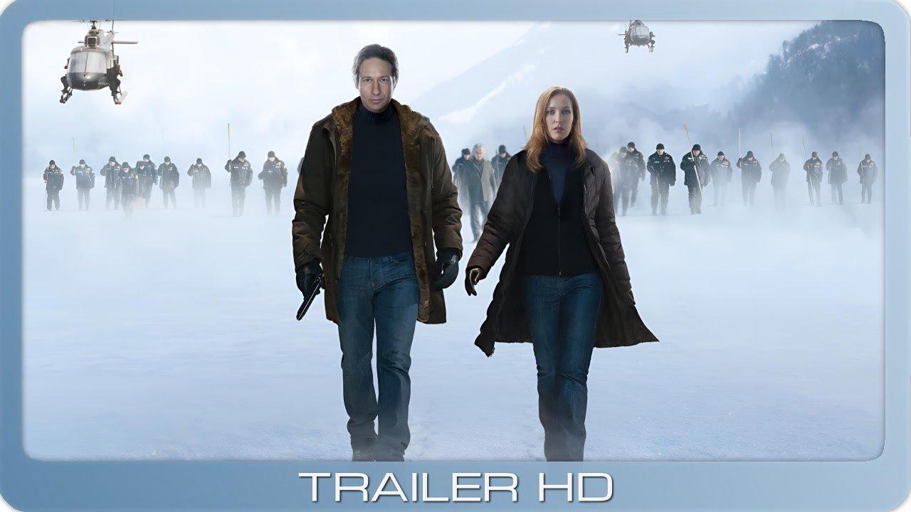 Akte X - Jenseits der Wahrheit ≣ 2008 ≣ Trailer