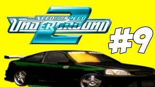 Carro novo e torneio! - need for speed underground 2 [#9]