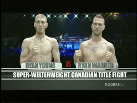 Ryan Young v Ryan Wagner