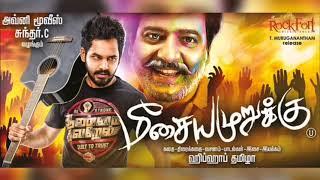 Meesaya Murukku Theme Bgm | Thothalum Jaichalum...