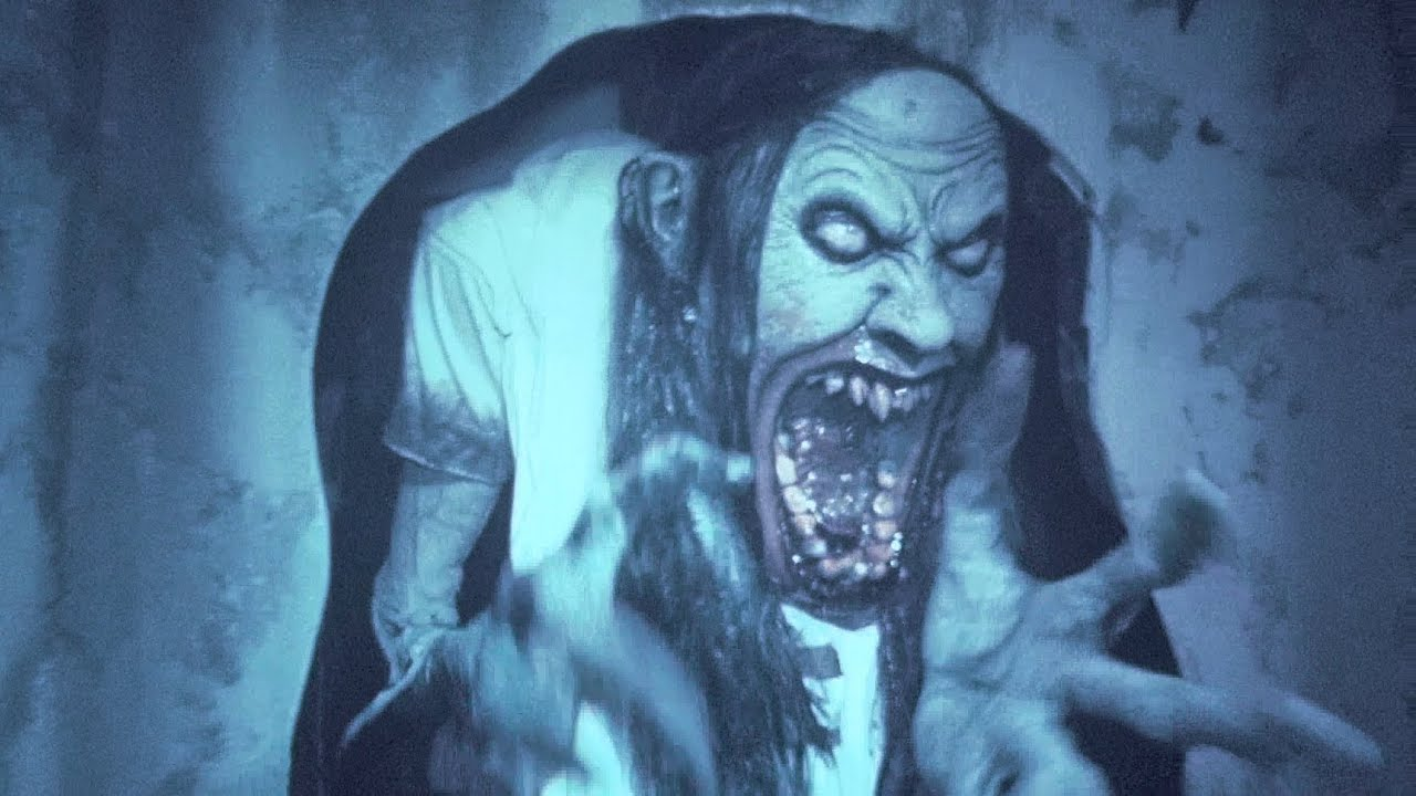 la llorona nightvision halloween horror nights 2012 universal studios hollywood youtube