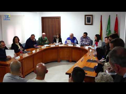 Votación Moción de censura Ayuntamiento de Alcaucín