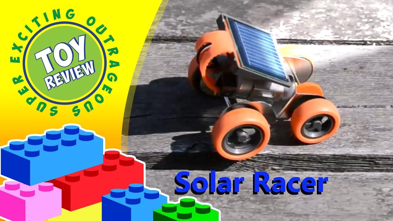 OWI  Rookie Solar Racer V2 Kit