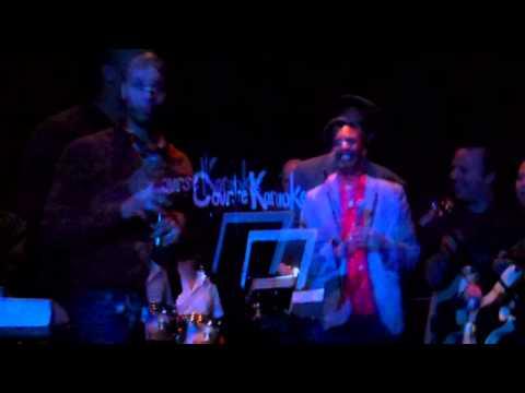Crash Course Karaoke at BB Kings 11/23/12