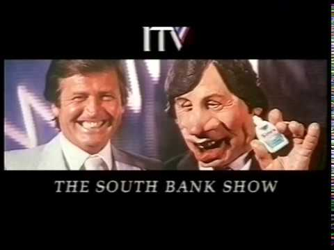 9 December 1990 LWT - The South Bank Show on Spitting Image