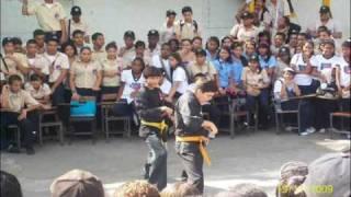 AVHapkido - Club Eliverio Vargas: Exhibicion en el  Jose Rafael Pocaterra