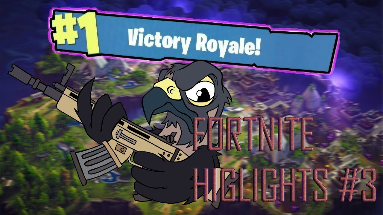 FORTNITE HIGHLIGHTS #3