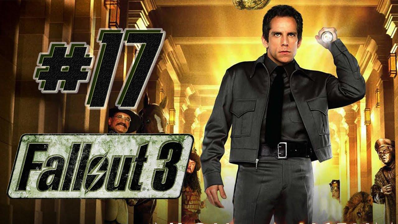 Noche En El Museo - Fallout 3 Parte 17