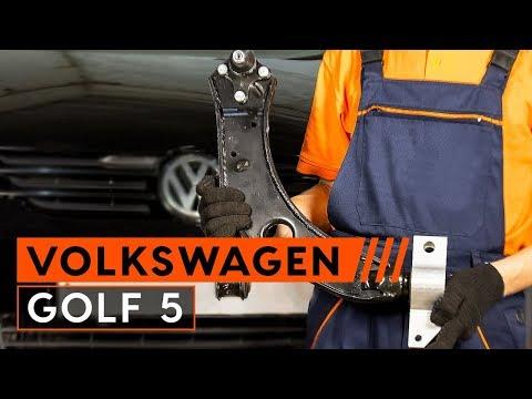 Jak Wymienić Wahacz W VW GOLF 5 [TUTORIAL AUTODOC]