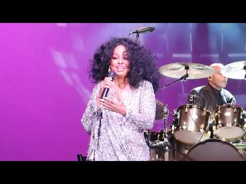 Diana Ross - I Will Survive - Brand New Day Tour - Augusta, Ga 1/12/19