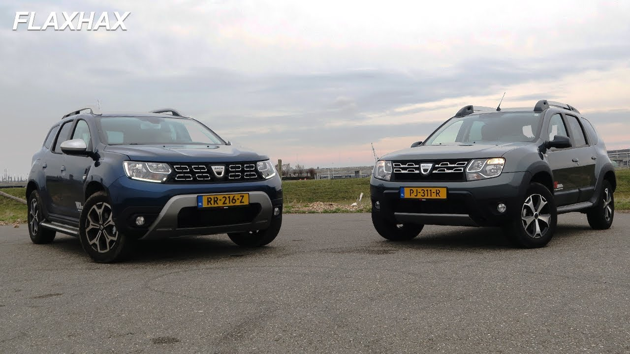 old vs new 2018 dacia duster prestige full review did. Black Bedroom Furniture Sets. Home Design Ideas