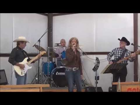 "Heather Thomas Van Deren & Crosstown Junction Band -""Take it to The Rock"""