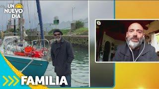 Navegó el océano en velero para ver a sus padres   Un Nuevo Día   Telemundo