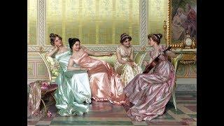 Расклад для четырех Королев Что вас ждет в ближайшее будущее Расклад для женщин