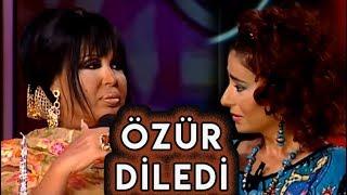 BÜLENT ERSOY , YILDIZ TİLBE'DEN ÖZÜR DİLEDİ - Popstar