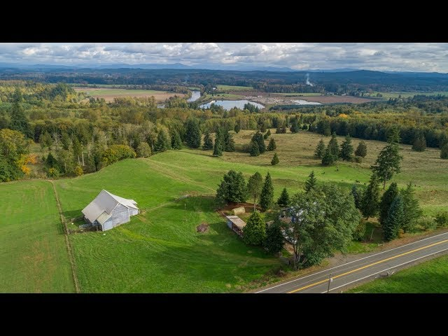 Picturesque 40+ Acre Farm with Mountain/Valley/River Views!