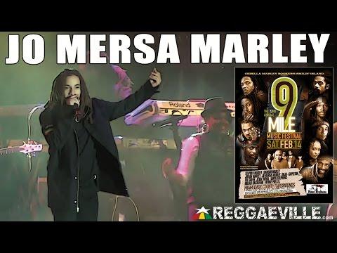 Jo Mersa Marley - Bogus  @9 Mile Music Festival in Miami, FL [February 14th 2015]