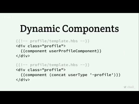 Living in a component world by Chris Ball