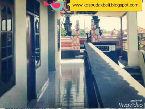 Suasana Kos Pudak Bali