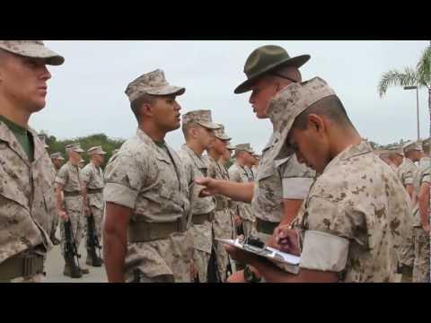 Recruit Training - Week 3