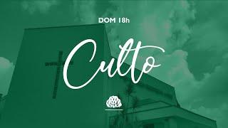 Culto 18/10/2020