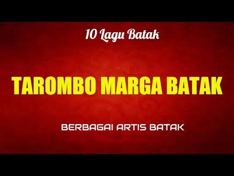 LAGU BATAK 10 LAGU TAROMBO MARGA BATAK