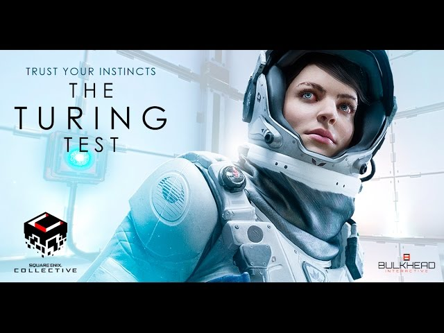 The Turing Test - Release Date Trailer