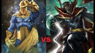dr fate vs dr strange who would win