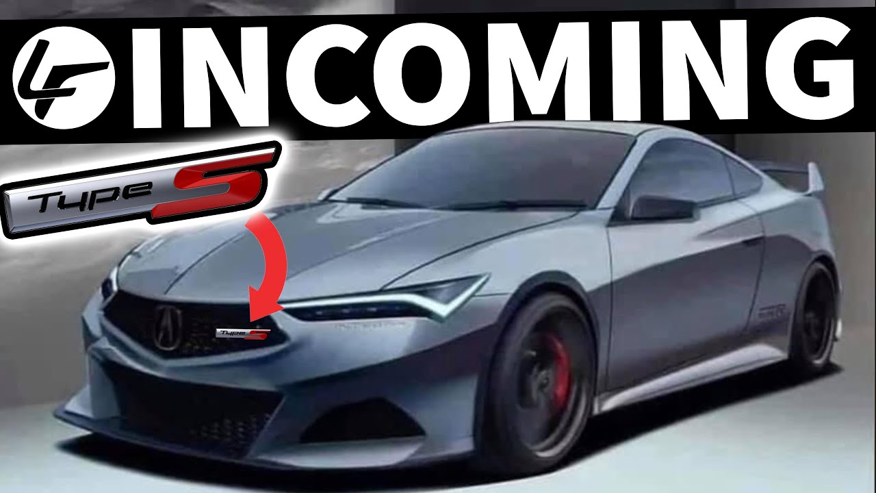 Download *CONFIRMED* Type S is Coming to the Acura Integra...