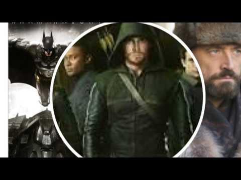 Batman Vs Kgbeast In Arrow??