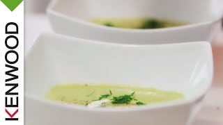 Leek & Potato Soup Recipe For Your Kenwood Kcook