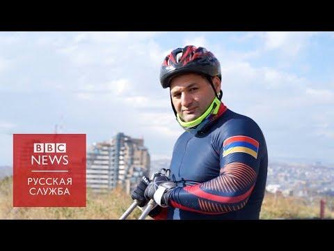 Жизнь после Спитакского землетрясения в Армении.