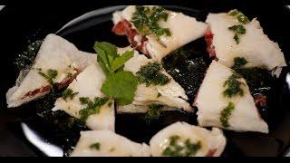 Салат «Иранский»   7 нот вегетарианской кухни