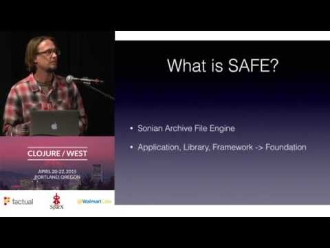 Staying SAFE: A Foundation for Clojure Apps