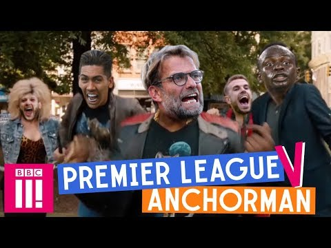 The Premier League Returns | Mourinho, Conte, Klopp & Wenger V Anchorman