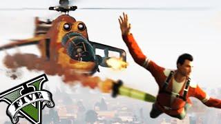 GTA 5 Online - EL ATRACO FINAL! ESCAPAMOS POR LOS PELOS!! (1/2) - NexxuzHD