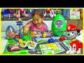 Learn Colors with Nickelodeon Paw Patrol Game for Kids | Surprise Toys Prizes!