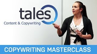 Helena's lecture | Copywriting Masterclass 2018