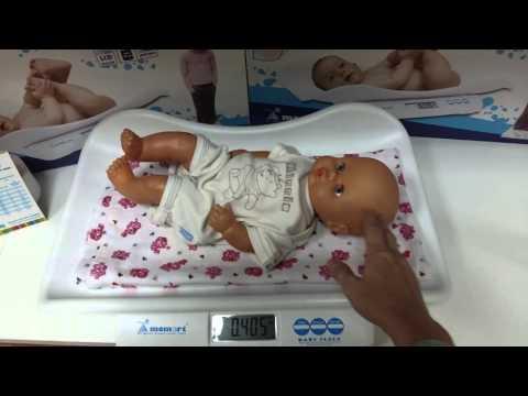 Momert Baby Scale инструкция - фото 9