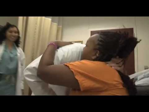 Keyota's Story   Team of UCLA Doctors Heal Hearts of Mom & Newborn