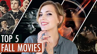 Top 5 Movies I Watched This Fall | 2019